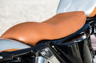 Bobber 1100 Moto Guzzi par JMB Concept Moto / © Pascal Baudry