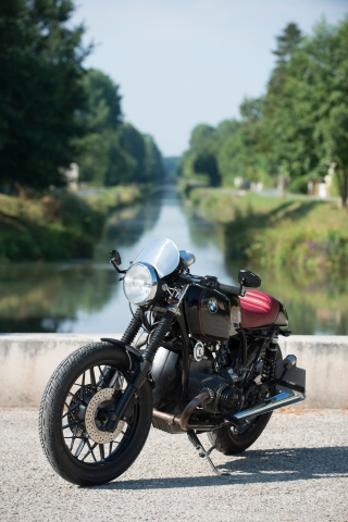 R100 RT BMW / © Pascal Baudry