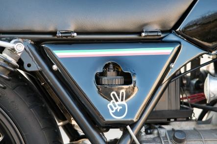 pièce sur mesure JMB Concept Moto © Pascal Baudry