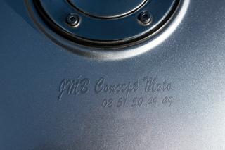 Bellagio 940 Roadster II par JMB Concept Moto / © Pascal Baudry