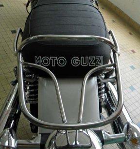 Porte paquet V7 Moto Guzzi