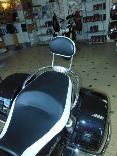 Sissy Bar 1400 California Moto Guzzi