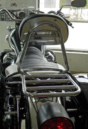 Sissy Bar California Vintage Moto Guzzi